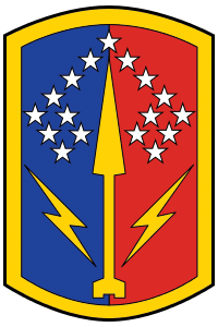 174TH AIR DEFENSE ARTILLERY BRIGADE