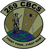 269TH COMBAT COMMUNICATIONS SQUADRON patch
