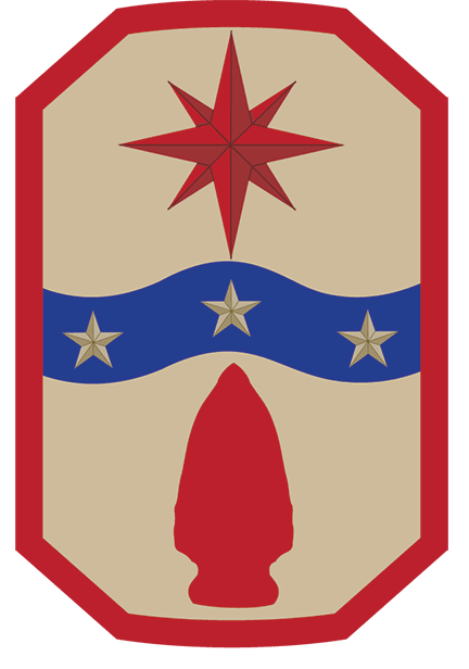 371st Sustainment Brigade patch