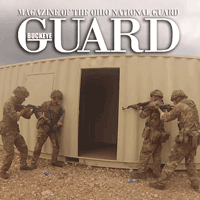 Video cover featuring four soldiers checking the door to a box car.