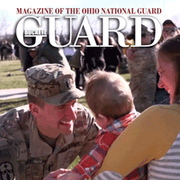 Video cover featuring group shot of the Outstanding Airmen of the Year.