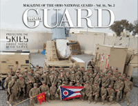 Cover of 2018 March/ APril Buckeye Guard magazine
