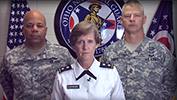 September drill postponed for Army Guard. Watch this important message from MG Ashenhurst