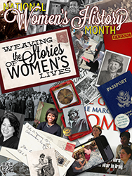 DEOMI presentations for Women's History Month