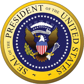 President of the US Seal