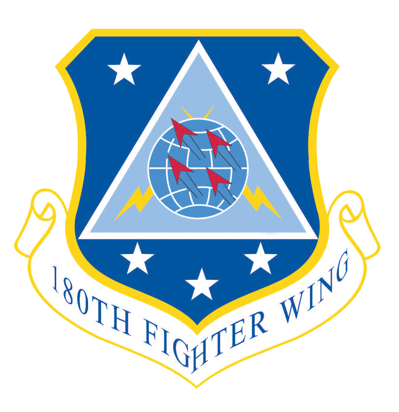 180th Fighter Wing patch