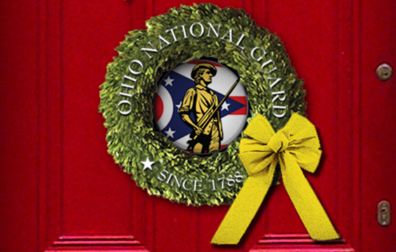 Happy Holidays from Ohio National Guard