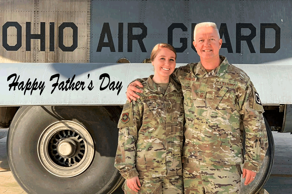 Ohio National Guard photos with story links from June 2019
