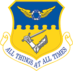 121st Air Refueling Wing patch