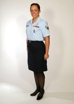 Airman Of The Year: Senior Airman Madeline Carpenter