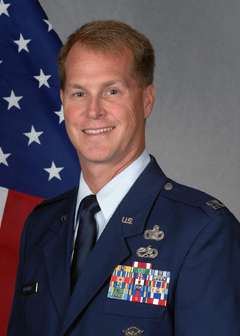 Company Grade Officer Of The Year: Capt. Robert E. Krooner