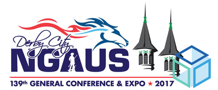 NGAUS logo for 139th Conference - 2017