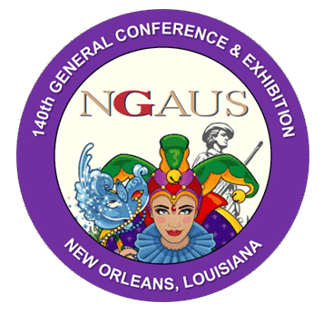 NGAUS logo for 140th Conference - 2018