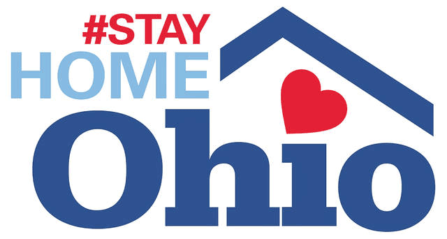 # STAY HOME Ohio
